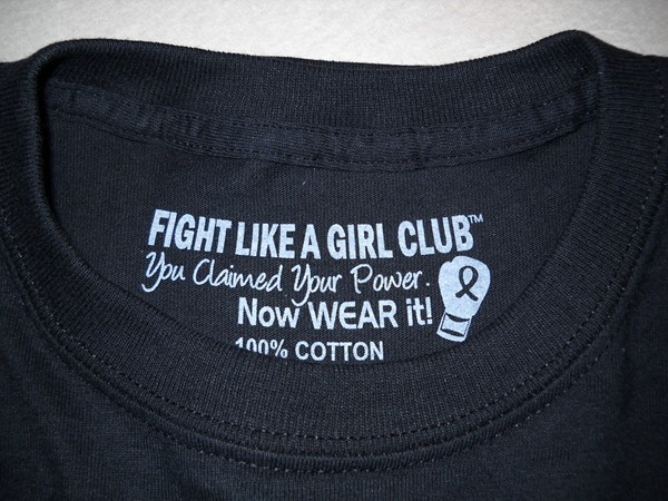 Fight Like A Girl Ladies T Shirts For Ovarian Cancer Cervical Cancer Peritoneal Cancer Pcos Pkd