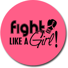 Fight Like a Girl Signature Jar Opener - Pink