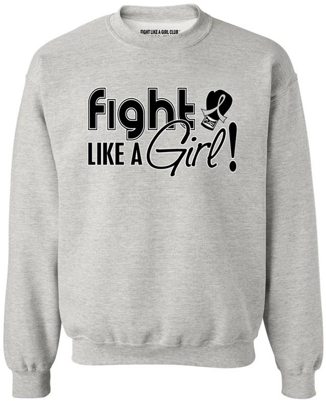 Fight Like a Girl Signature Sweatshirt