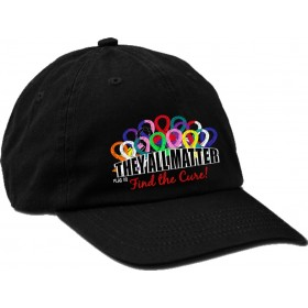 """They All Matter"" Embroidered Cap"