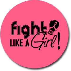 Fight Like a Girl Signature Jar Opener - Pink