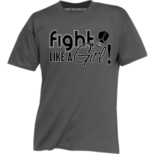 Fight Like a Girl Shirts for Brain Cancer, Brain Tumors, Parkinson's Disease