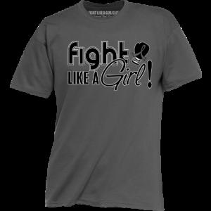 Fight Like a Girl Shirts for Brain Cancer, Brain Tumors, Parkinson's Disease