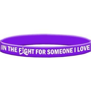 Hodgkin's Disease / Lymphoma Wristband Bracelet