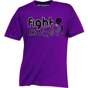 Fight Like a Girl Shirts for Lupus, Fibromyalgia, Pancreatic Cancer, Cystic Fibrosis, Anorexia, Epilepsy