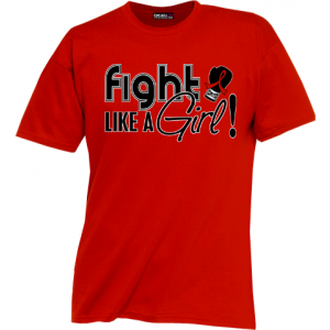 Heart Disease, Stroke, AIDS t-shirt by Fight Like a Girl