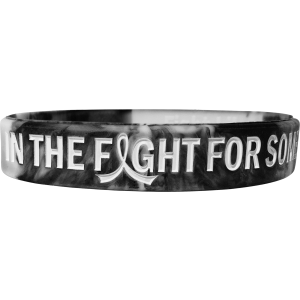 In The Fight wristbands for carcinoid cancer, EDS, endocrine cancer and neuroendocrine cancer