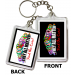 """They All Matter"" Acrylic Keychain"