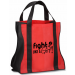 Fight Like a Girl Tote Bag Heart Disease, AIDS HIV, Blood  Cancer