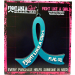 Fight Like a Girl Keychain for Ovarian Cancer, Cervical Cancer, PCOS, PKD, Peritoneal Cancer