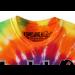 Fight Like a Girl Tie-Dye T-Shirt