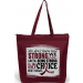 How Strong We Are Tote Bag for Multiple Myeloma, Amyloidosis, Brain Aneurysm, Hereditary Hemochromatosis, Sickle Cell Disease