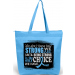 How Strong We Are Tote Bag for Thyroid Disease, Lymphedema, Addison's Disease, Behcet's, Grave's, Scleroderma, Prostate Cancer