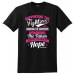 Support Fighters Admire Survivors Honor Taken Breast Cancer T-Shirt