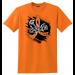 Screw Cancer In Orange For Leukemia, Kidney Cancer, Skin Cancer