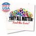 They All Matter Temporary Tattoos