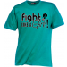 Fight Like a Girl Shirts for Ovarian Cancer, Cervical Cancer, PCOS, PKD