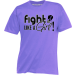 Fight Like a Girl Shirts for Hodgkin's Lymphoma Disease