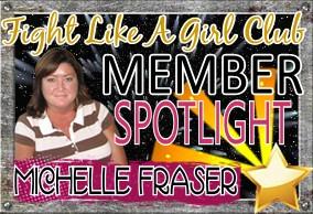 fight like a girl club member spotlight