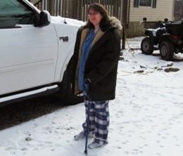 Colleen's Story (Ankylosing Spondylitis)