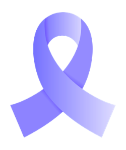 Light Blue Ribbon Grave's Disease