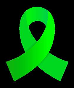 Lime Ribbon Non-Hodgkin's Lymphoma