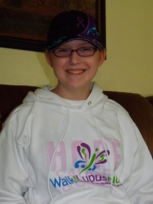 Brittney Story (Lupus)