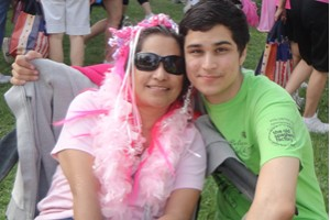 Ruth's Story (Breast Cancer)