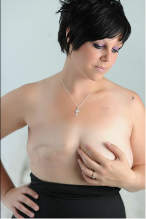 Christina's Story - Breast Cancer