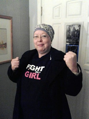Michelle's Story (Breast Cancer)