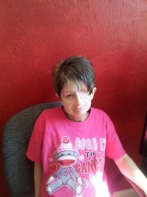 Amanda's Story (Bilateral Retnablastoma)