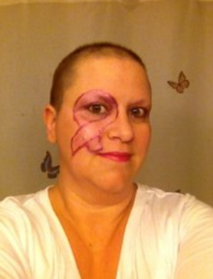 Cindy's Fight Like a Girl Story (Breast Cancer)