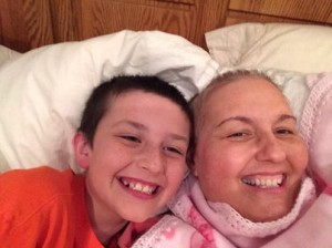 Janelle's Story (Breast Cancer)