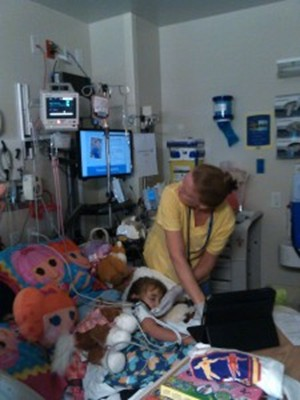 Kinlee's Story (Aplastic Anemia)