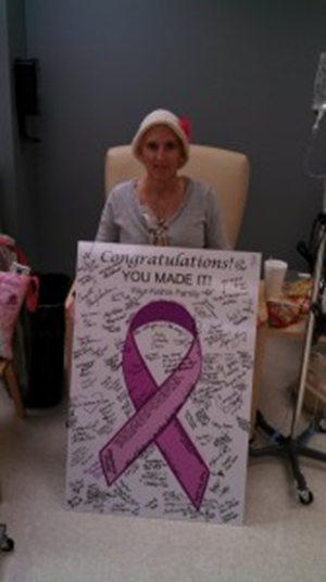 Stephanie's Story (Breast Cancer)
