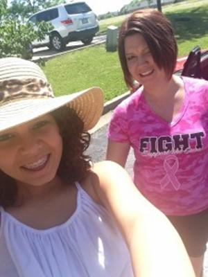 Nikeea's Story (Breast Cancer)