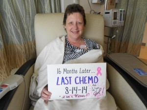 Lorries Story Breast Cancer
