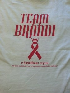 Brandis Story Breast Cancer