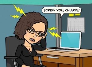 Angela's Story Chiari Malformation