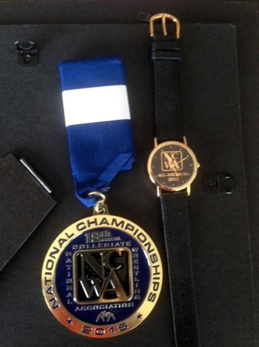 Allison Medals