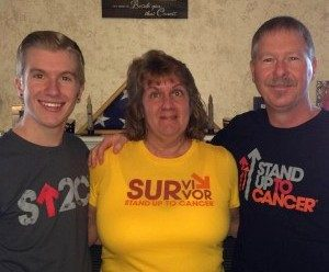 Angie's Story Breast Cancer