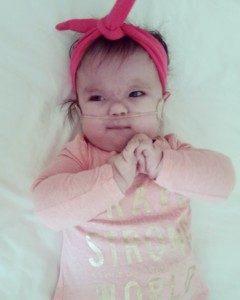 Lizzie's Story CHD, Prematurity, Trisomy 18
