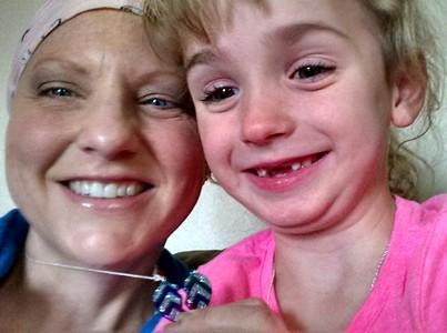 Jennifer's Fight Like a Girl Story (Ovarian Cancer, stage IV)