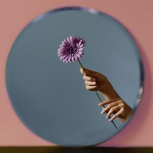 life lessons from the handy girl - mirror reflection